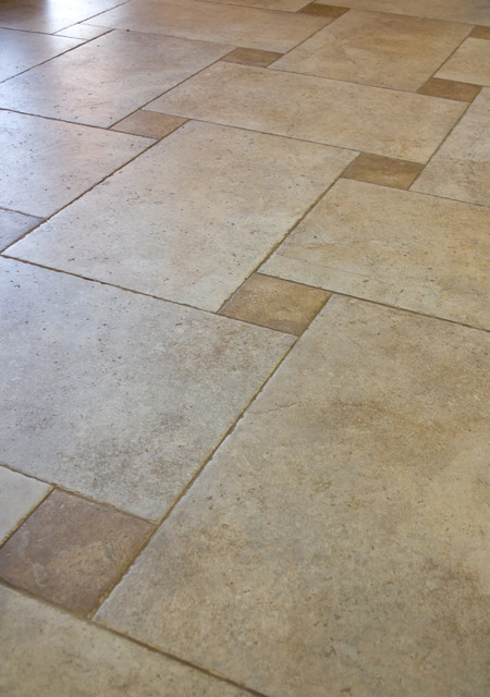 Alfaya properties construction llc professional tile for Traditional flooring